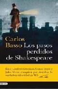 Portada de LOS PASOS PERDIDOS DE SHAKESPEARE