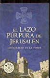 Portada de EL LAZO PURPURA DE JERUSALEM