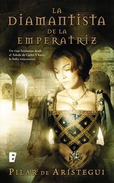 Portada de LA DIAMANTISTA DE LA EMPERATRIZ (EBOOK)
