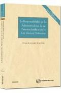 Portada de RESPONSABILIDAD ADMINISTRADORES DE PERSONAS JURIDICAS