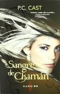 Portada de SANGRE DE CHAMÁN    (EBOOK)