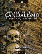 Portada de HISTORIA NATURAL DEL CANIBALISMO