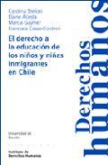 Portada de EL DERECHO A LA EDUCACION DE LOS NIÑOS Y LAS NIÑAS INMIGRANTES ENCHILE