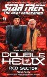 Portada de DOUBLE HELIX: RED SECTOR NO.3 (STAR TREK: THE NEXT GENERATION)
