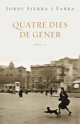 Portada de QUATRE DIES DE GENER (EBOOK)
