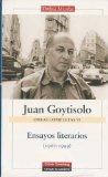 Portada de ENSAYOS LITERARIOS (1967-1999) (VOL. 6)