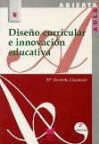 Portada de DISEÑO CURRICULAR E INNOVACION EDUCATIVA
