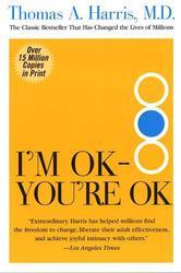 Portada de I'M OK, YOU'RE OK