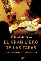 Portada de EL GRAN LIBRO DE LAS TAPAS