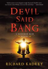 Portada de DEVIL SAID BANG
