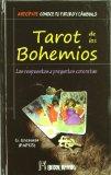 Portada de TAROT DE LOS BOHEMIOS: METODO COMPLETO PARA MANEJAR DE FORMA FACIL EL TAROT ADIVINATORIO