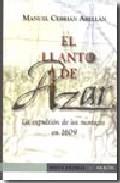 Portada de EL LLANTO DE AZAR