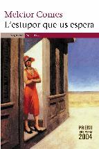Portada de L'ESTUPOR QUE US ESPERA (EBOOK)