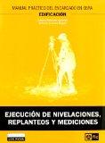 Portada de EJECUCION DE NIVELACIONES, REPLANTEOS Y MEDICIONES