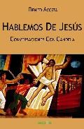 Portada de HABLEMOS DE JESUS: CONVERSACIONES CON CANDELA