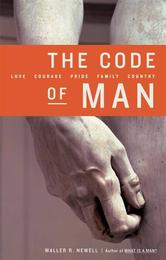 Portada de THE CODE OF MAN