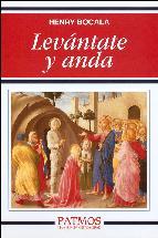 Portada de LEVÁNTATE Y ANDA