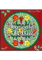 Portada de MANDALAS DE BOLSILLO Nº 8: MODERNISTAS