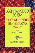 Portada de FRAY GERUNDIO DE CAMPAZAS