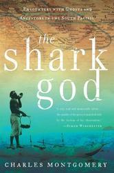 Portada de THE SHARK GOD