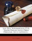 Portada de LOS DOS SONAMBULOS O EL SALON ENCANTADO: