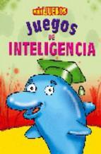 Portada de JUEGOS DE INTELIGENCIA