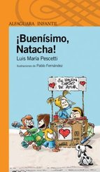Portada de ¡BUENÍSIMO, NATACHA! (EBOOK)