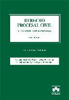 Portada de DERECHO PROCESAL CIVIL II (3ª ED)