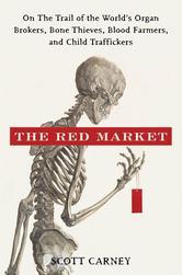 Portada de THE RED MARKET