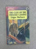 Portada de THE CLUE OF THE TWISTED CANDLE