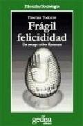 Portada de FRAGIL FELICIDAD