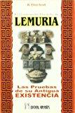 Portada de EL CONTINENTE PERDIDO DE LEMURIA: LAS PRUEBAS DE SU ANTIGUA EXISTENCIA