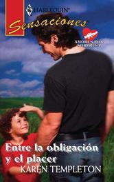 Portada de ENTRE LA OBLIGACIÓN Y EL PLACER (EBOOK)