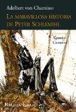 Portada de LA MARAVILLOSA HISTORIA DE PETER SCHLEMIHL