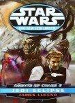 Portada de AGENTS OF CHAOS II: JEDI ECLIPSE (STAR WARS: THE NEW JEDI ORDER)