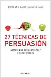 Portada de 27 TÉCNICAS DE PERSUASIÓN (EBOOK)