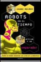Portada de ROBOTS EN EL TIEMPO DE  I. ASIMOV. EMPERADOR