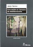 Portada de EDUCACION EN TIEMPOS DE NEOLIBERALISMO