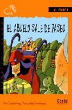 Portada de EL ABUELO SALE DE PASEO (LETRA MANUSCRITA)
