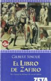 Portada de EL LIBRO DE ZAFIRO