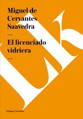 Portada de EL LICENCIADO VIDRIERA - EBOOK