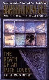 Portada de DEATH OF AN IRISH LOVER
