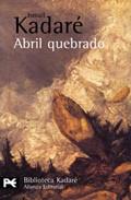 Portada de ABRIL QUEBRADO