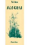 Portada de ALEGRIA