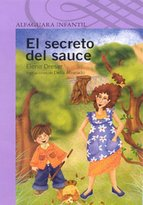 Portada de EL SECRETO DEL SAUCE (EBOOK)