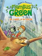 Portada de FLAMBUS GREEN 1. UN DUENDE EN LA CIUDAD (EBOOK)
