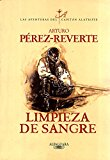 Portada de LIMPIEZA DE SANGRE