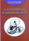 Portada de ANALISIS INFERENCIAL DE DATOS EN EDUCACION