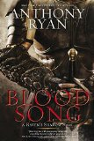 Portada de BLOOD SONG