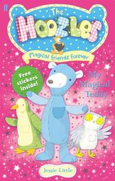 Portada de THE HOOZLES: MY MAGICAL TEDDY: BOOK 1 - EBOOK